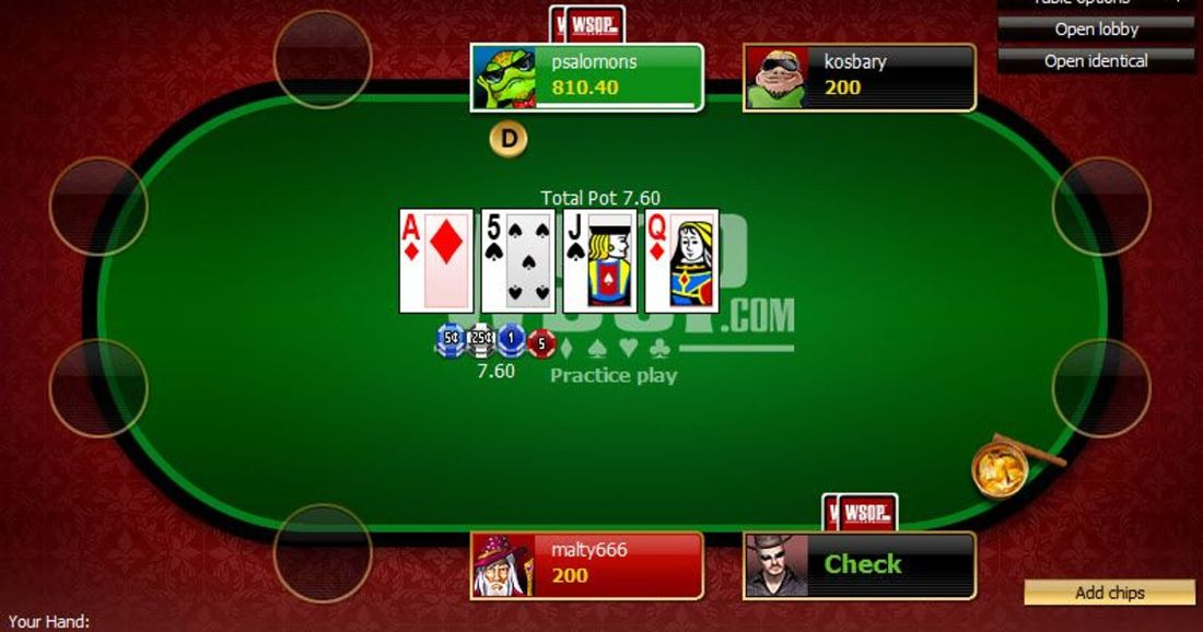 Gift yourself with great gaming experience with online poker game
