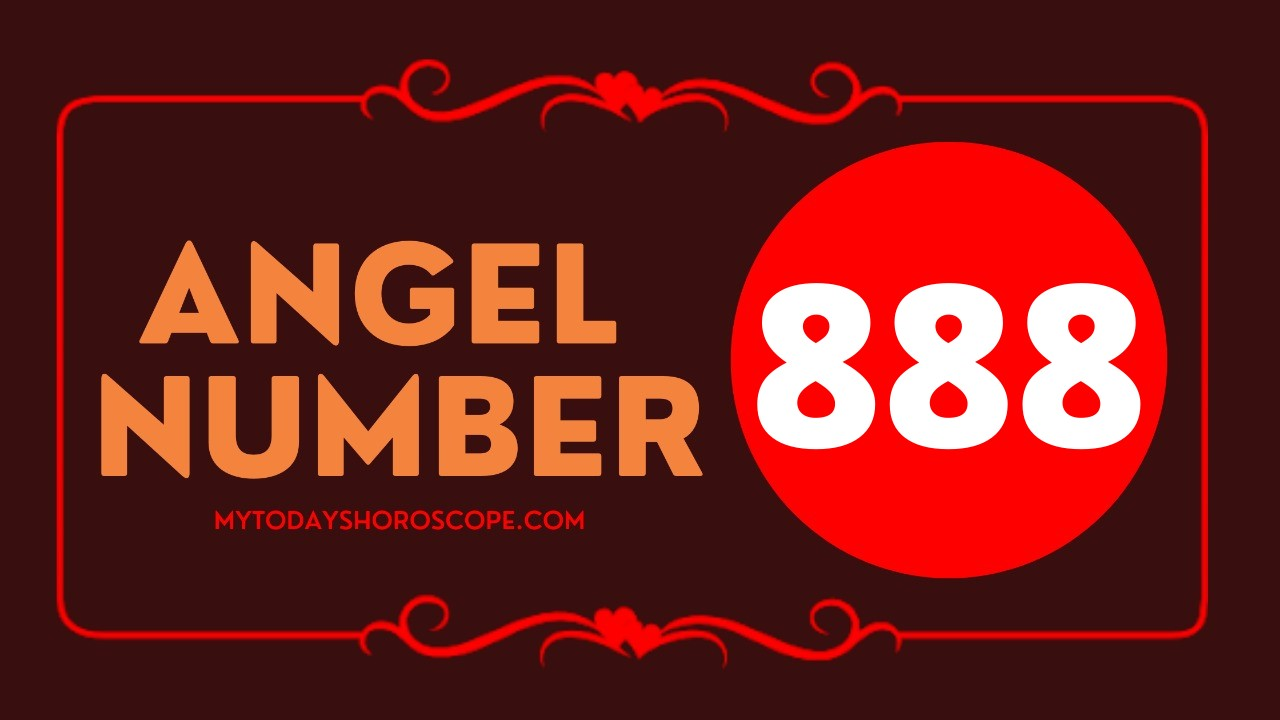 The meaning of angel number 888