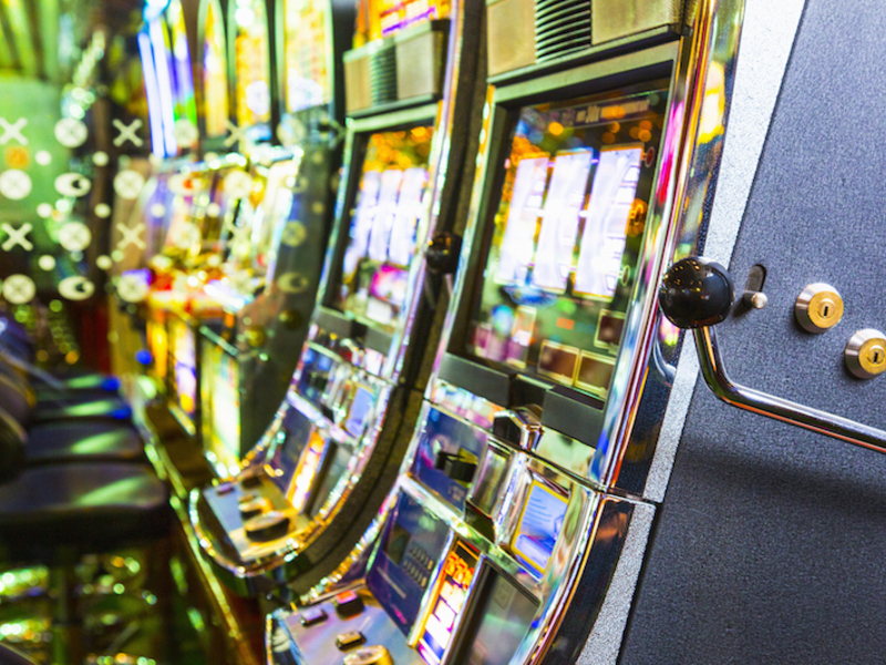 Play Finest Slots Game For Business
