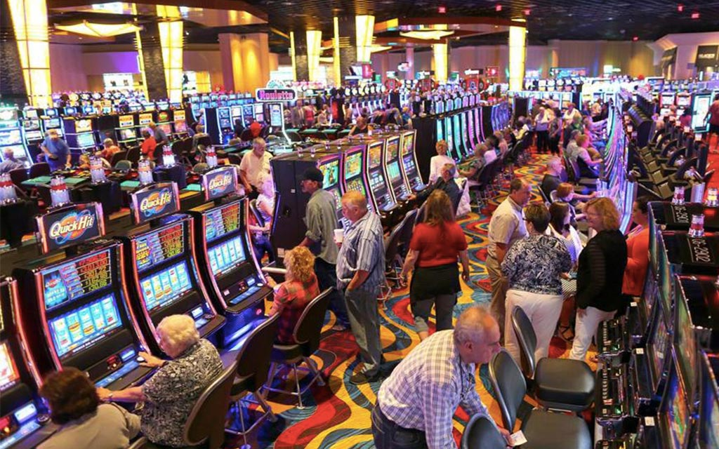 Ways To Make The Best Of Online Casino Slots