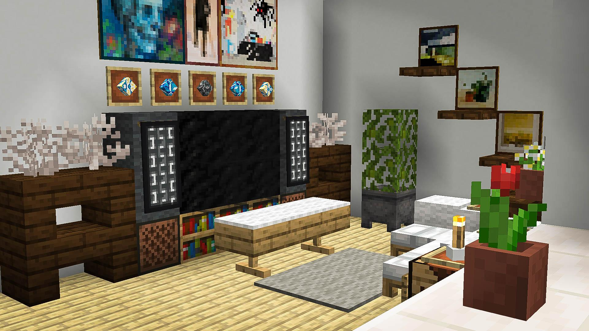 Need Additional Money? Start Minecraft Living Space Concepts Survival