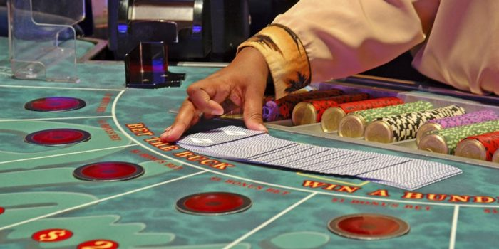 The Most Significant Trouble In Online Casino Comes Right