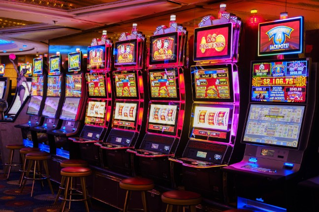Listed here are Methods To higher Gambling.