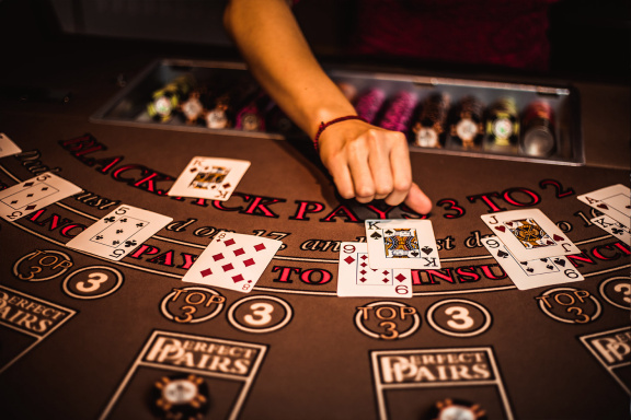Five Very Simple Issues You Can Do To Save Lots Of Time With Casino